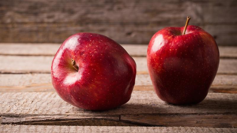 پوره سیب قرمز